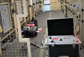 Substation Apparatus Withstand & Diagnostic Testing